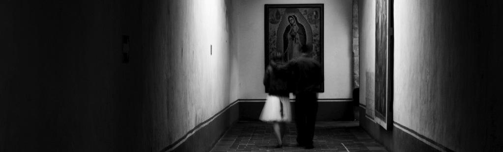 Haciéndole Ojitos a la Virgencita: Orar con la Imagen de Nuestra Señora de Guadalupe- 1a Parte