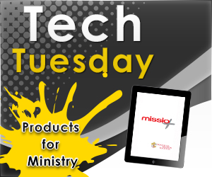 Tech Tuesday- Missio App
