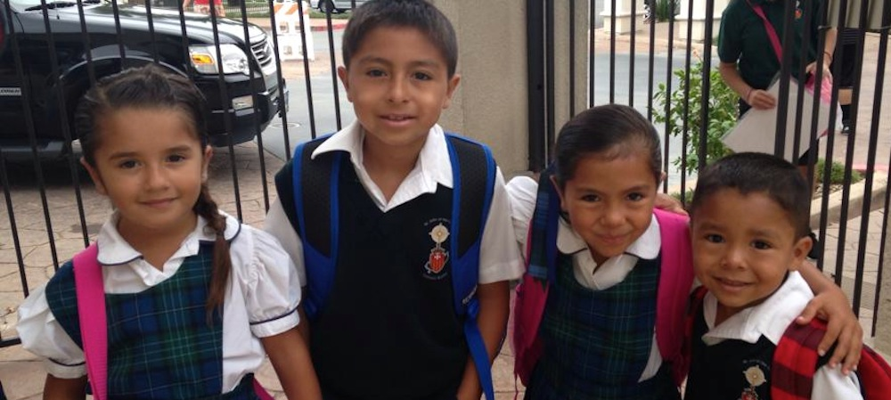 Spreading the Good News of Catholic Education in the Hispanic/Latino Community