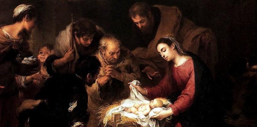 Renaissance- The Birth of Jesus