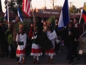 The Church in Procession:  Hispanic/Latino Popular Devotions as an Ecclesial Model