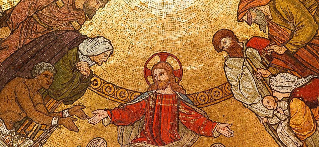 """""""Jesús atrajo por su mensaje de conversión, de cambio.."""""""