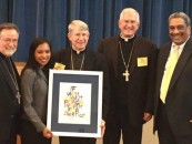 Encuentro Leader Receives Cardinal Bernardin New Leadership Award
