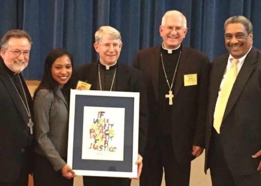 Encuentro Leader Receives Cardinal Bernardin New Leadership Award