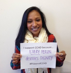 Why I support CCHD campaign