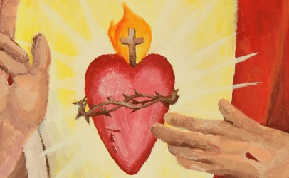 Into The Merciful Heart of Jesus
