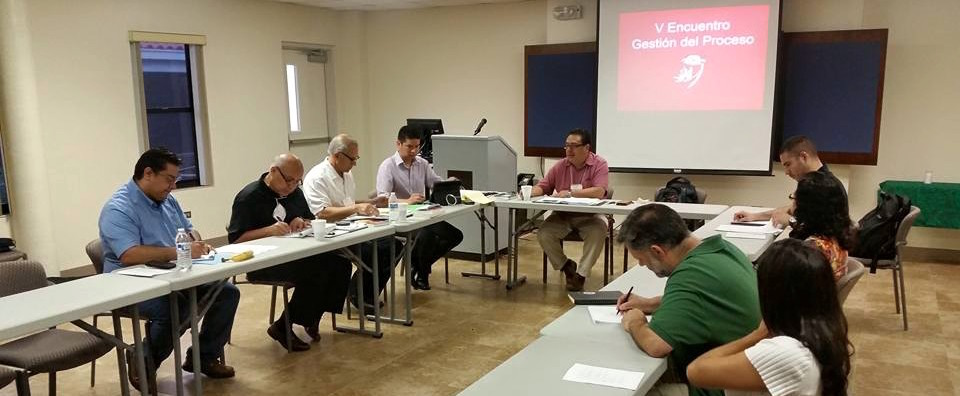 Episcopal Region X Team Begins V Encuentro Process with Hope