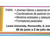 Instituto Fe y Vida ofrece formación para la Pastoral Juvenil Hispana