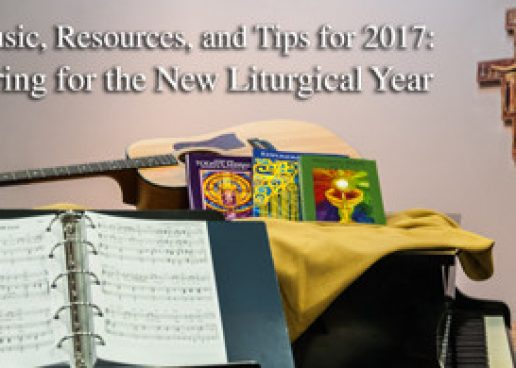 OCP Free Webinar – Music, Resources, and Tips for 2017