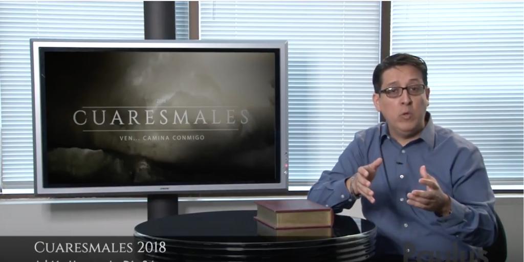 CUARESMALES 2018 - VEN CAMINA CONMIGO - DÍA 34 - PAULUS