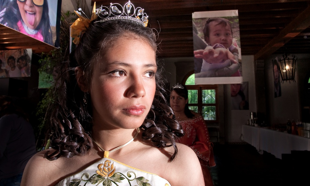 What's happening to Quinceañeras? Part 1