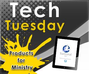 Tech Tuesday- Santoral