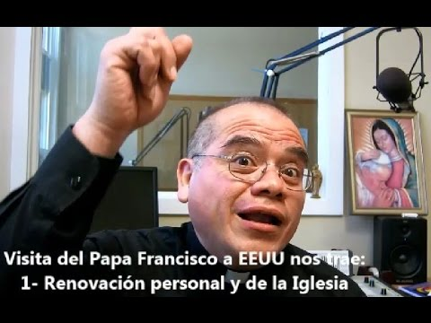 Tres claves sobre la visita del Papa Francisco a Estados Unidos